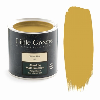 Little Greene Paint - Yellow-Pink (46) Little Greene > Paint