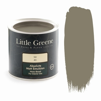 Little Greene Paint - Silt (40) Little Greene > Paint
