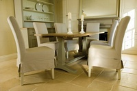 Long Island Linen Dining Chair