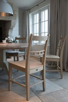 Suffolk Seasoned Oak Dining Chair