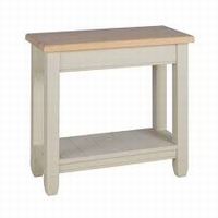 Chichester 65x30cm Side Lamp Table
