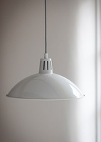 Battersea Pendant Light in Clay