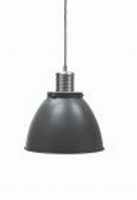 Meriden Pendant Indoor Light in Charcoal