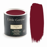 Little Greene Paint - Theatre Red (192)