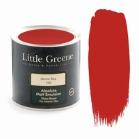 Little Greene Paint - Atomic Red (190)