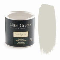 Little Greene Paint - French Grey Mid (162)