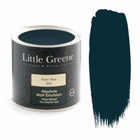 Little Greene Paint - Hicks Blue (208)