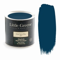 Little Greene Paint - Deep Space Blue (207)