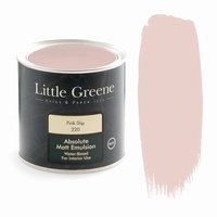 Little Greene Paint - Pink Slip (220)