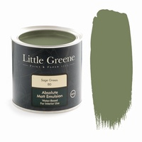 Little Greene Paint - Sage Green (80)