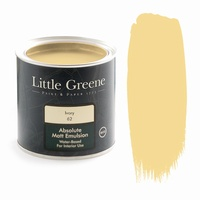 Little Greene Paint - Ivory (62)