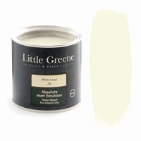 Little Greene Paint - White Lead (74)