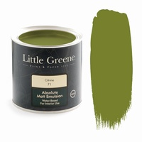 Little Greene Paint - Citrine (71)
