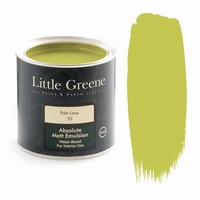 Little Greene Paint - Pale Lime (70)