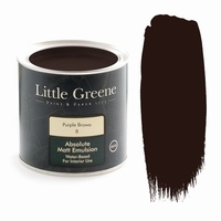 Little Greene Paint - Purple Brown (8)