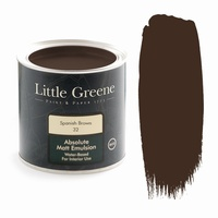 Little Greene Paint - Spanish Brown (32)