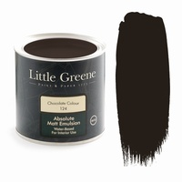 Little Greene Paint - Chocolate Colour (124)
