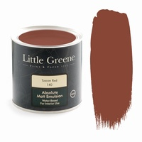 Little Greene Paint - Tuscan Red (140)
