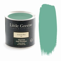 Little Greene Paint - Turquoise Blue (93)